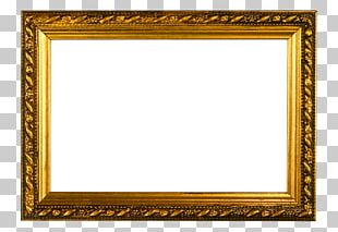 Frame Gold Frame Stock Photography PNG