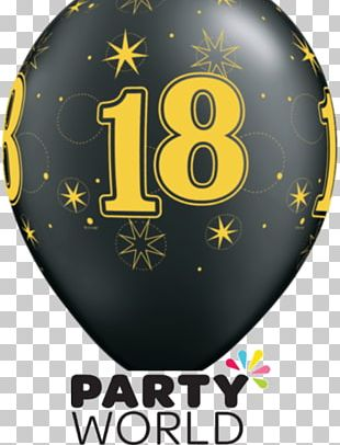 Toy Balloon Party Birthday Gas Balloon PNG