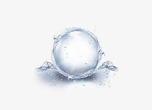 Water Circle Creative PNG