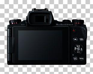 Canon PowerShot G1 X Mark II Canon EOS 7D Mark II Camera PNG