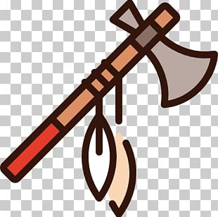 Weapon Native Americans In The United States Axe Tomahawk Icon PNG