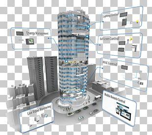 Building Automation Building Management System Smart City Building Information Modeling PNG