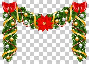 Christmas Ornament Fir Christmas Tree Pattern PNG