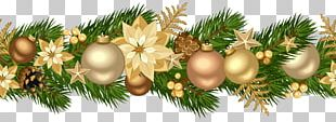 Christmas Ornament Horizontal Plane Christmas Card PNG