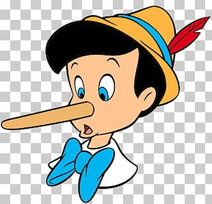 Pinocchio Nose PNG