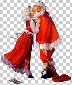 Mrs. Claus Santa Claus Père Noël Christmas Father PNG