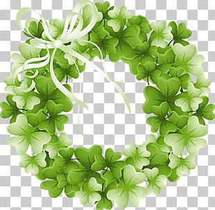 Saint Patrick's Day Shamrock Irish People PNG