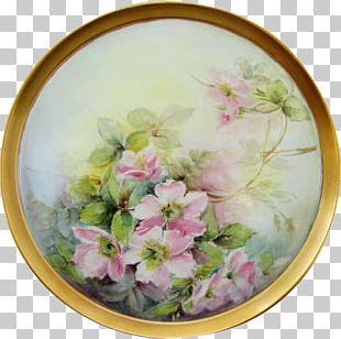 Floral Design Rose Family Tableware PNG