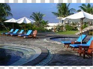 Swimming Pool Resort Town Villa Sunlounger PNG