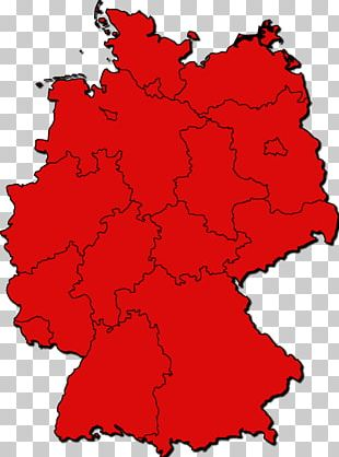 Hesse Map States Of Germany German Cuisine LeadingCampings PNG