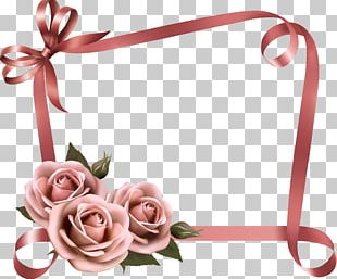 Frames Border Flowers PNG