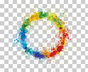 Color Wheel PNG