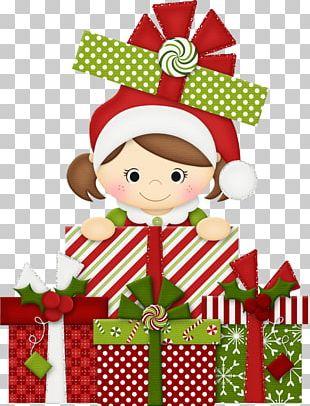 Gingerbread House Christmas Santa Claus PNG