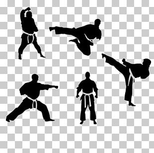 Taekwondo Karate Kick Martial Arts PNG
