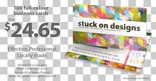 Advertising Business Card Design Business Cards Printing Visiting Card PNG