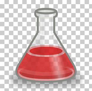 Laboratory Flasks Erlenmeyer Flask PNG