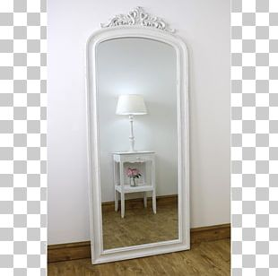 Mirror Silver Frames Window Angle PNG