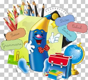 First Day Of School Colored Pencil Education Hand-colouring Of Photographs PNG