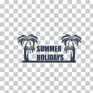 Summer Vacation Font PNG