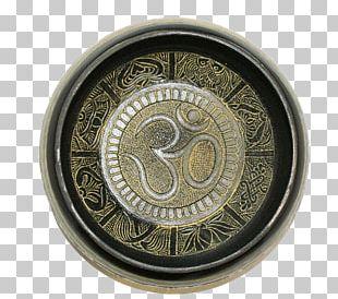 Standing Bell Tibet Metal Bowl PNG