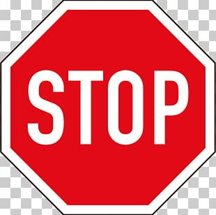 Stop Sign Traffic Sign Vienna Convention On Road Signs And Signals PNG