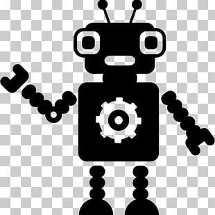 Robotic Arm Robotics Silhouette PNG