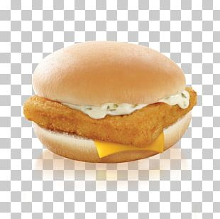 Filet-O-Fish Hamburger Fast Food McDonald's Big Mac Cheeseburger PNG
