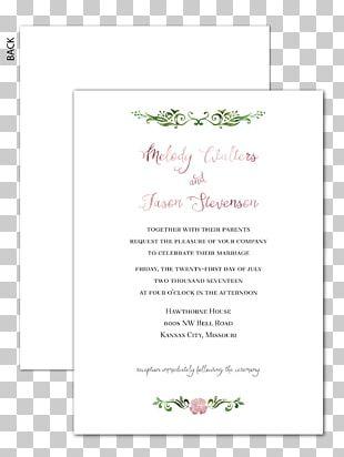 Wedding Invitation Petal Flower Floral Design Floristry PNG