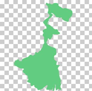 West Bengal States And Territories Of India Map Stock Photography PNG