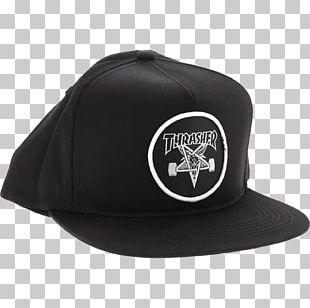 Baseball Cap Trucker Hat Thrasher PNG