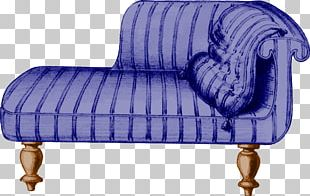 Chaise Longue Chair Furniture Living Room Couch PNG