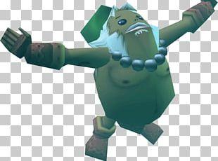 The Legend Of Zelda: Majora's Mask Goron Link Wikia PNG