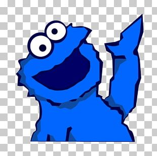 Cookie Monster Elmo Chocolate Chip Cookie Biscuits Cartoon PNG