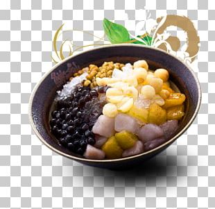 Taro Ball Bubble Tea Taiwanese Cuisine Douhua Grass Jelly PNG