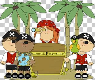 Piracy Child Free Content PNG