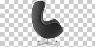 Egg Eames Lounge Chair Furniture Fauteuil PNG