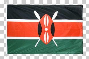 Flag Of Kenya Flag Of Kenya Flags Of The World Fahne PNG