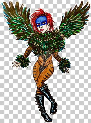 Legendary Creature Illustration Tree Costume PNG