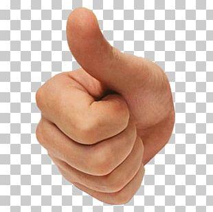 Thumb Signal Gesture OK Hand PNG