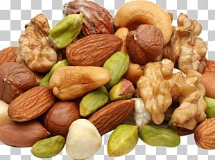 Mixed Nuts Dried Fruit Food Snack PNG
