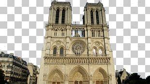 Notre-Dame De Paris Parvis Notre-Dame U2013 Place Jean-Paul-II Xcele Saint-Louis Chartres Cathedral Algeria PNG