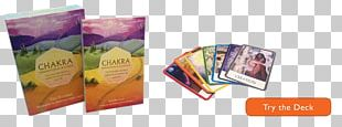 Chakra Wisdom Oracle: How To Read The Cards For Yourself And Others Chakra Wisdom Oracle Cards: Expanded Meditations Playing Card PNG