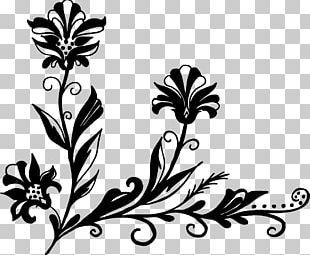 Flower Floral Design PNG