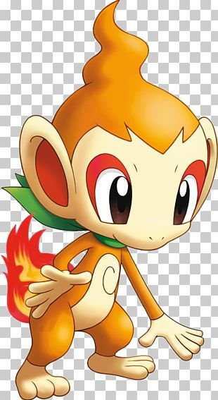 Pokémon Mystery Dungeon: Explorers Of Darkness/Time Pokémon Mystery Dungeon: Explorers Of Sky Pokémon GO Chimchar PNG