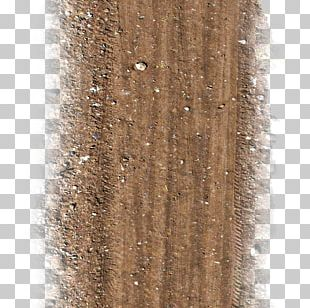 Dirt Road Texture Mapping Information PNG