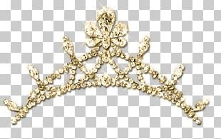 Tiara Crown Imitation Gemstones & Rhinestones PNG