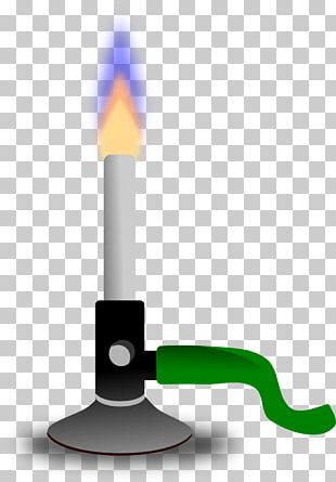 Bunsen Burner Laboratory Science Test Tubes Chemistry PNG