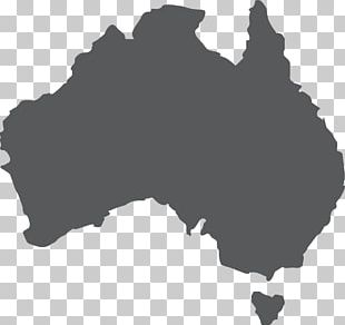 Flag Of Australia World Map PNG