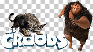 Grug Ugga Thunk Eep The Croods PNG