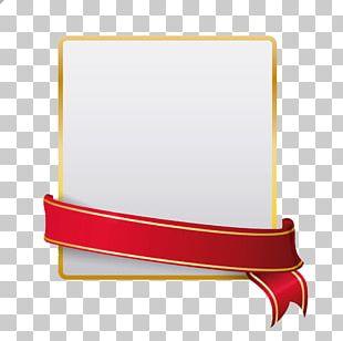 Paper Ribbon Icon PNG
